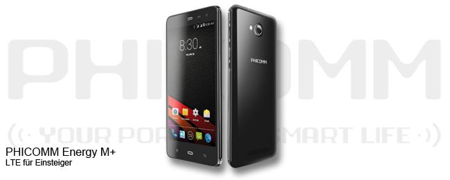 PHICOMM Energy M Plus