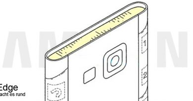 Samsung Patent Dual-Edge-Display