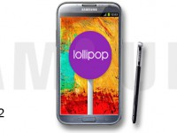 Samsung Galaxy Note 2: Android 5.0 Lollipop in der Schwebe