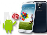 Samsung Galaxy S4 Black Edition bekommt Android Lollipop