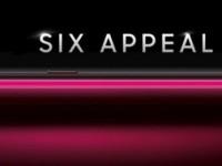Samsung Galaxy S6 Edge Teaser mit Seitenansicht