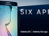 Samsung Galaxy S6 und S6 Edge in Echt zu sehen