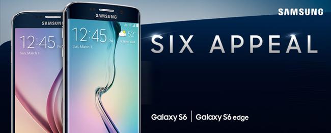 Samsung Galaxy S6 Nachfrage