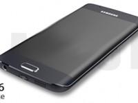 Samsung Galaxy S6 Edge auf ersten Presse-Bildern