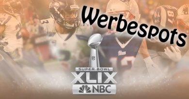 Super Bowl Werbespots