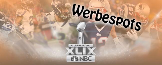 Super Bowl Werbespots