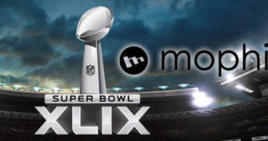 Super Bowl Spot von Mophie