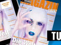 Turn-on – was taugt Saturns neues Magazin?