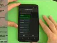 [Video] Google Nexus 6 by Motorola AnTuTu Benchmark