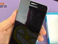 [Video] Samsung Galaxy A3 Flash unboxing - Ein Video ohne Inhalt!