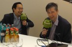 [Video] Das LG G Flex 2 im Interview mit Yu-Chul Chung