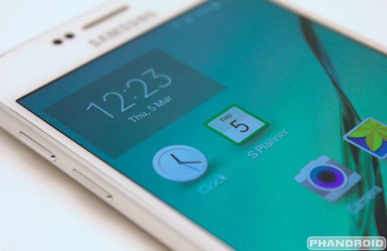 Samsung Galaxy S6 TouchWiz