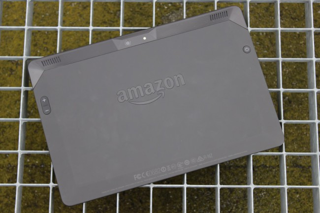 Amazon Fire HDX 8.9 Test