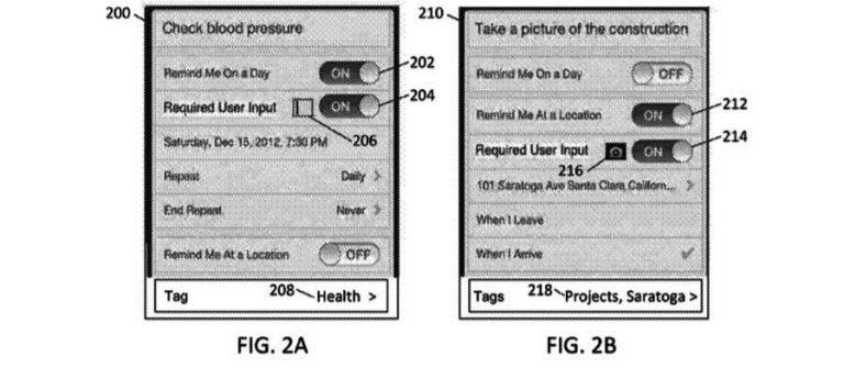 Apple Patent für neue Benachrichtigungen