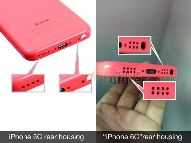 iPhone 6c Leak