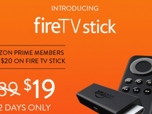 Amazon Fire TV Stick: Für Prime-Neu-Kunden ab 7 Euro