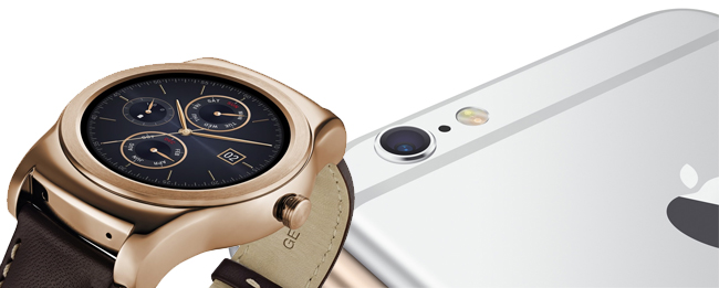 Android Wear unter iOS