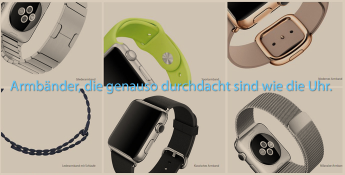 Apple Watch Sport Armband