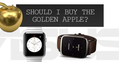 Apple Watch vs. ASUS ZenWatch