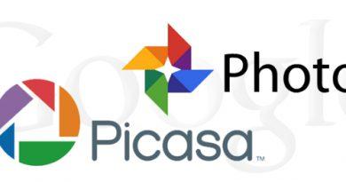 Google+ Fotos und Google Picasa