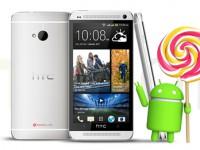 HTC One M7 wird kein Android 5.1 bekommen