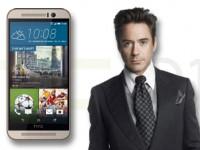 HTC One M9: Skurrile Werbe-Spots mit Robert Downey Jr.