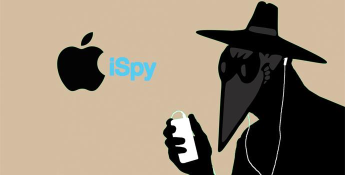 Apple Sicherheit gegen CIA-Spionage