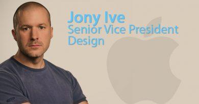 Sir Jony Ive