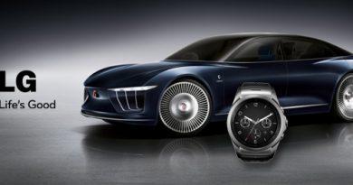 LG au dem Genfer Auto-Salon
