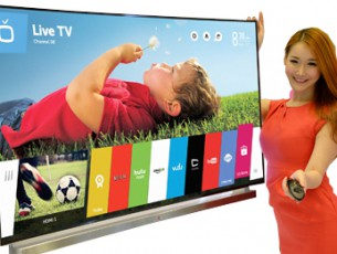 Smart TV: Android TV, WebOS oder Tizen OS?