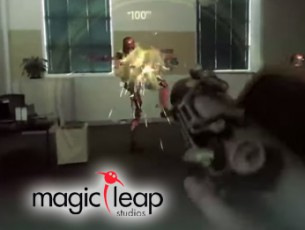 Magic Leap: Imposanter Augmented Reality Ego-Shooter im Video