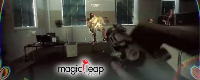 Augmented Reality by Magic Leap