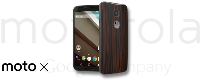 Motorola Moto X (2nd Gen.) Android Lollipop