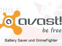 [MWC 2015] Avast stellt Battery Saver und GrimeFighter vor