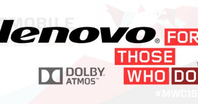 Lenovo mit Dolby Atmos