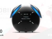 [MWC 2015] Sony BSP60: Bluetooth-Lautsprecher im Wecker-Design
