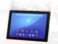 [MWC 2015] Sony Xperia Z4 Tablet: Wasserdicht und 64-Bit
