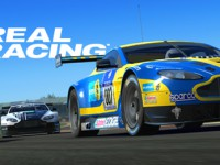 Real Racing 3 Update lässt den Aston Martin Vantage los