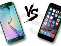 Samsung Galaxy S6 edge vs. iPhone 6