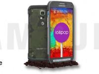 Samsung Galaxy S5 Active: Lollipop-Update gestartet