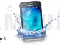 Samsung Galaxy Xcover 3: Besonders hart gegen Stürze