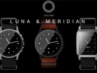 Vector stellt Smartwatch mit 30 Tagen Akku-Laufzeit vor