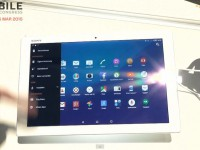 [Video] Sony Xperia Z4 Tablet – First MWC 2015 HandsOn