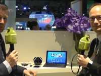 [Video] Sony Xperia Z4 Tablet im MWC 2015 Interview