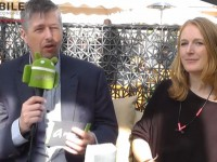 [Video] HUAWEI Watch und Talkband B2 im MWC 2015 Interview