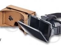 Von Pappe bis Plastik: Preiswerte Virtual-Reality-Brillen im Test!