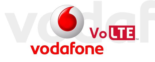 Vodafone Voice over LTE (VoLTE)