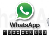 WhatsApp erreicht auf 1 Milliarde App-Downloads