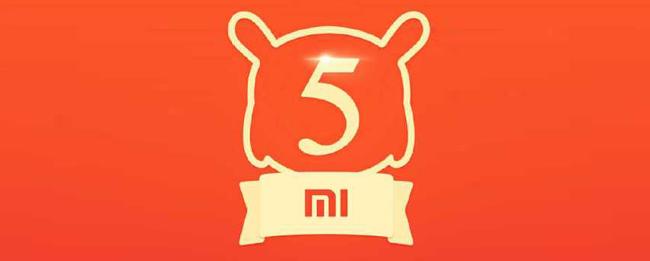 5 Jahre Xiaomi