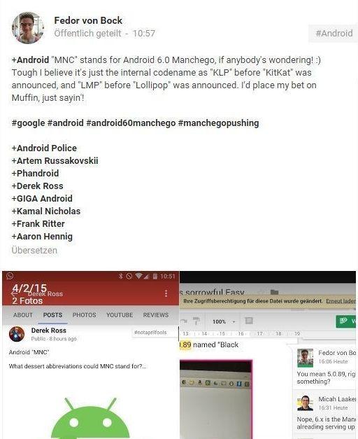 Android 6.0 Manchigo
